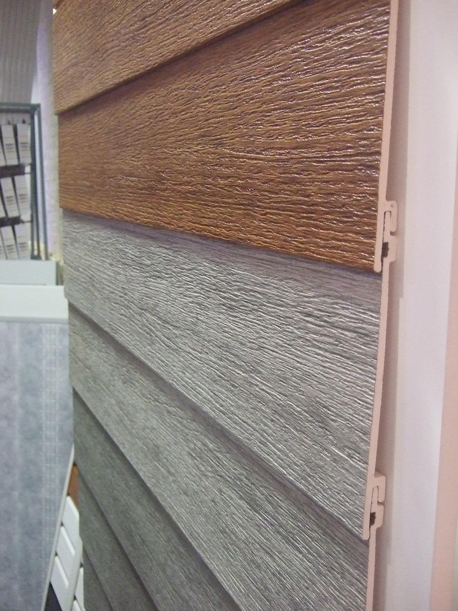 Au 223 Enwandverkleidung Mountain Wood Fassadenpaneele